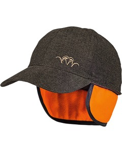 Blaser Cap mit orange Fleece