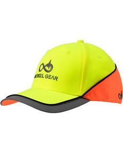 High-Vis Yellow/Blaze Cap