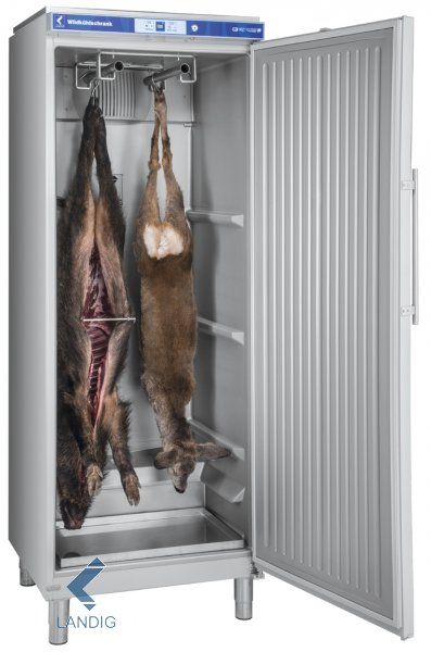 Wildkühlschrank LU 9000 Premium befüllt