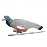 Lockvogel Taube Halbschale