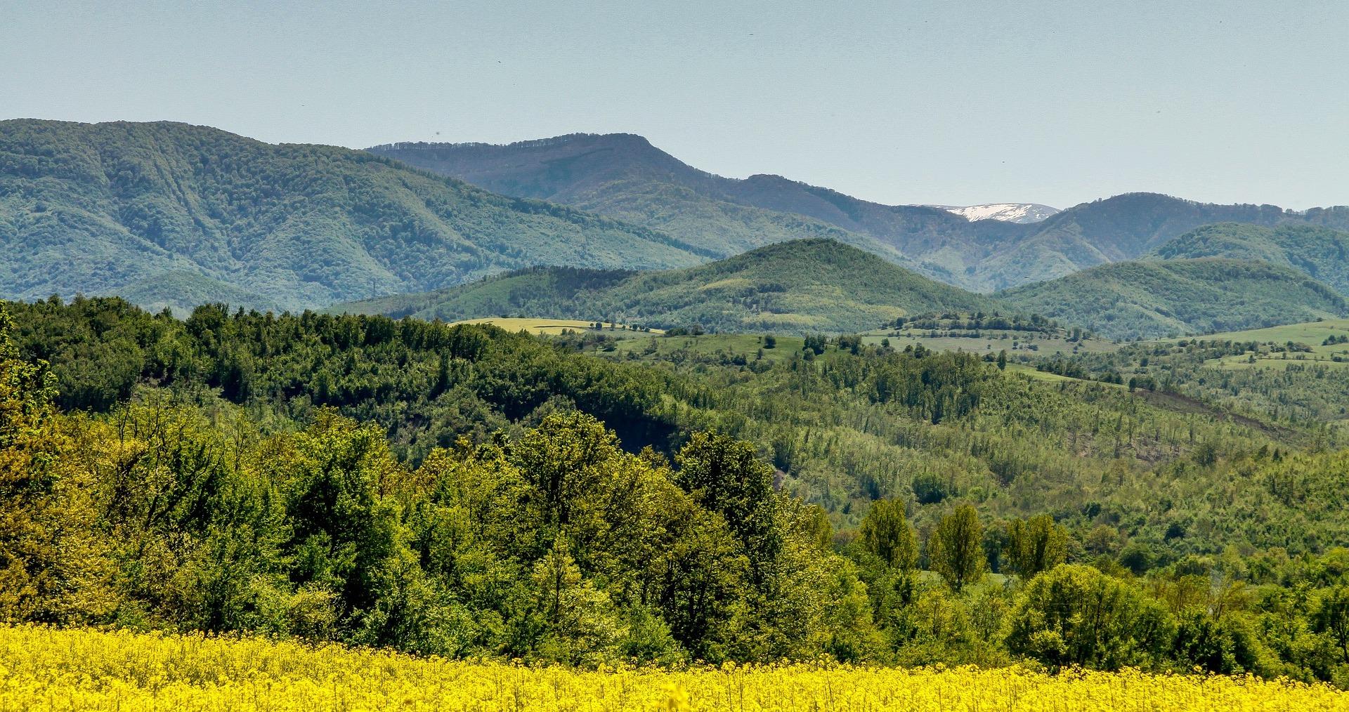 Jagdreise Bulgarien Jahreszeit