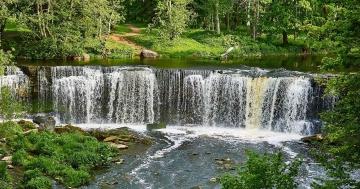 Jagen in Estland - Die Natur ist von einladender Schönheit