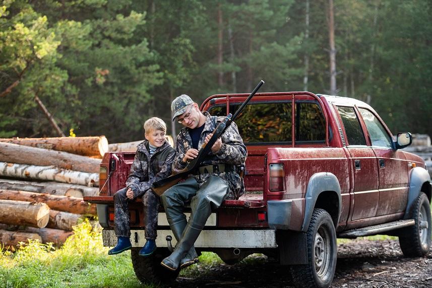 Jagdhaftpflichtversicherung Vergleich - Auf der Jagd können schlimme Unfälle passieren